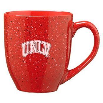University of Nevada, Las Vegas - 16-ounce Ceramic Coffee Mug - Red