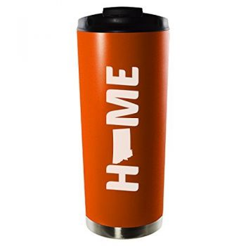 16 oz Vacuum Insulated Tumbler with Lid - Montana Home Themed - Montana Home Themed