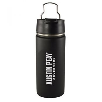 Ball State University -20 oz. Travel Tumbler-Black