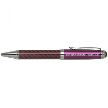 New Jersey institute of Technology-Carbon Fiber Mechanical Pencil-Pink