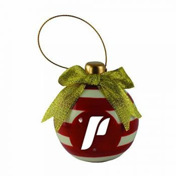 The University of Portland-Christmas Bulb Ornament