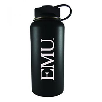 Eastern Michigan University-32 oz. Travel Tumbler-Black