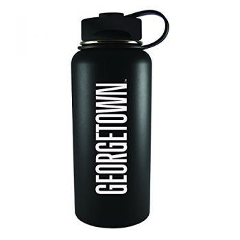 Georgetown University-32 oz. Travel Tumbler-Black
