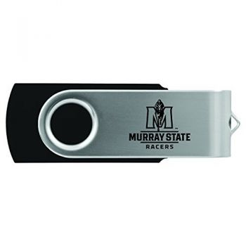 Murray State University -8GB 2.0 USB Flash Drive-Black