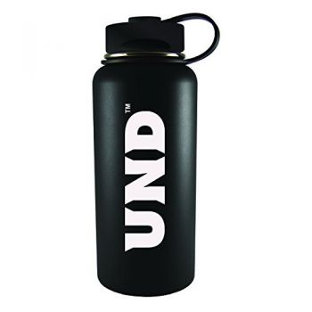 University of North Dakota-32 oz. Travel Tumbler-Black