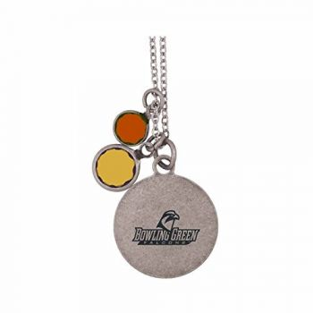 Bowling Green State University-Frankie Tyler by LXG Charmed Necklace