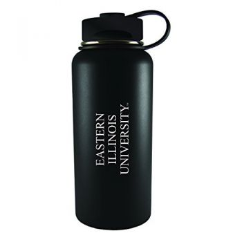 Eastern Illinois University -32 oz. Travel Tumbler-Black