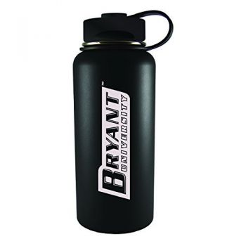 Bryant University -32 oz. Travel Tumbler-Black