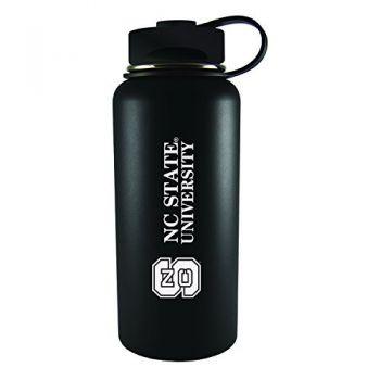 North Carolina State University -32 oz. Travel Tumbler-Black