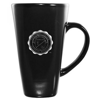 Concordia University Chicago -16 oz. Tall Ceramic Coffee Mug-Black