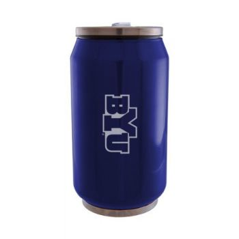 Brigham Young University - Stainless Steel Tailgate Can - Blue
