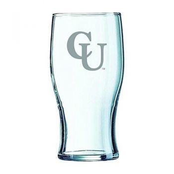 Campbell University-Irish Pub Glass