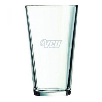 Virginia Commonwealth University-16 oz. Pint Glass