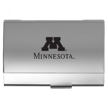 University of Minnesota - Pocket Business Card Holder