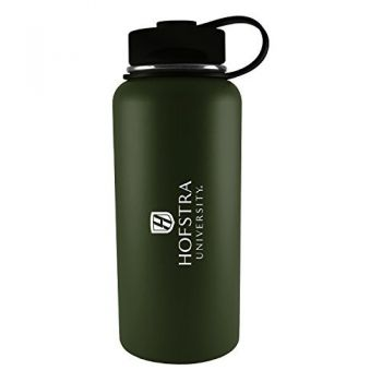 Hofstra University -32 oz. Travel Tumbler-Gun Metal