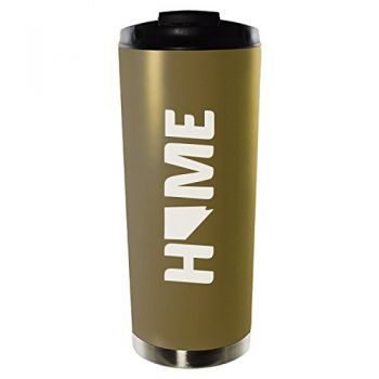 16 oz Vacuum Insulated Tumbler with Lid - Nevada Home Themed - Nevada Home Themed