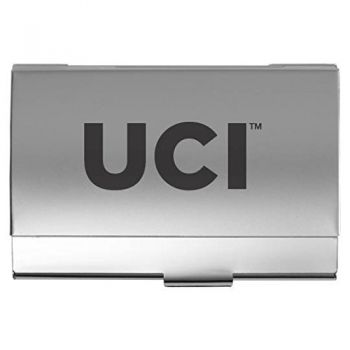 University of California - Irvine - Pocket Business Card Holder