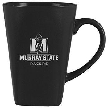 Murray State University -14 oz. Ceramic Coffee Mug-Black