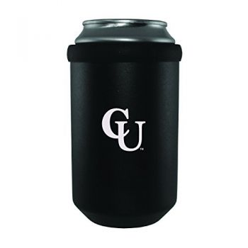 Campbell University -Ultimate Tailgate Can Cooler-Black