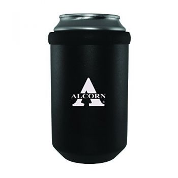 Alcorn State University -Ultimate Tailgate Can Cooler-Black