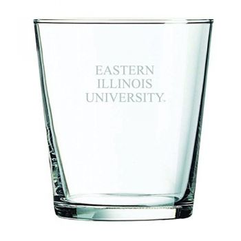 Eastern Illinois University -13 oz. Rocks Glass