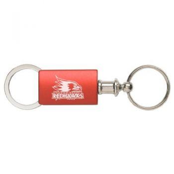 Southeast Missouri State University - Anodized Aluminum Valet Key Tag - Red