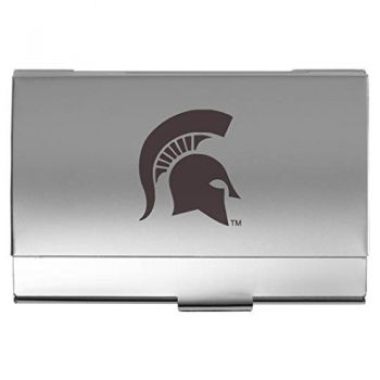 Michigan State University - Pocket Business Card Holder
