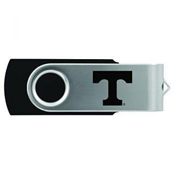 University of Tennessee -8GB 2.0 USB Flash Drive-Black