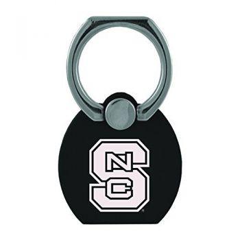 North Carolina State University|Multi-Functional Phone Stand Tech Ring|Black