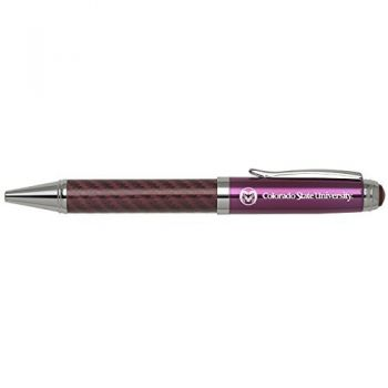 Colorado State University -Carbon Fiber Mechanical Pencil-Pink