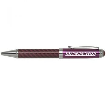 Binghamton University-Carbon Fiber Mechanical Pencil-Pink