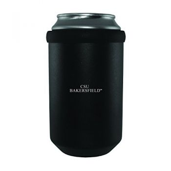 California State University, Bakersfield-Ultimate Tailgate Can Cooler-Black