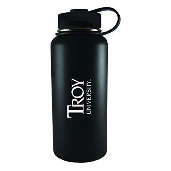 Troy University-32 oz. Travel Tumbler-Black