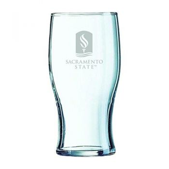 California State University-Irish Pub Glass