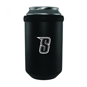 Siena College-Ultimate Tailgate Can Cooler-Black