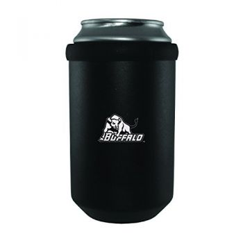 University at Buffalo-The State University of New York -Ultimate Tailgate Can Cooler-Black