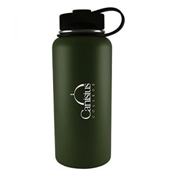Canisus College -32 oz. Travel Tumbler-Gun Metal