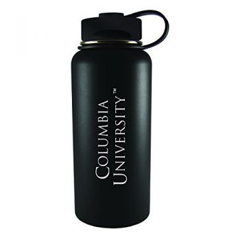 Columbia University -32 oz. Travel Tumbler-Black