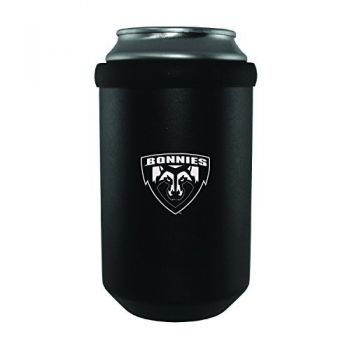 St. Bonaventure Bonnies -Ultimate Tailgate Can Cooler-Black