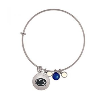 The Pennsylvania State University-Frankie Tyler Charmed Bracelet