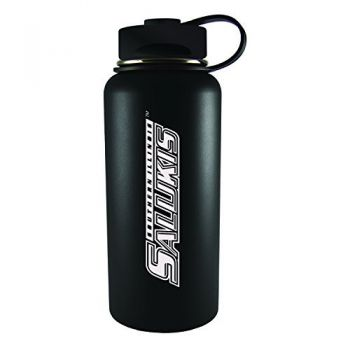 Southern Illinois University -32 oz. Travel Tumbler-Black