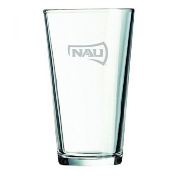 Northern Arizona University -16 oz. Pint Glass