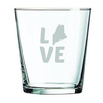 13 oz Cocktail Glass - Maine Love - Maine Love