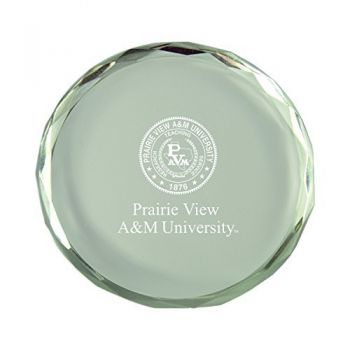 Providence College-Crystal Paper Weight