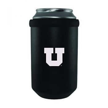 University of Utah-Ultimate Tailgate Can Cooler-Black