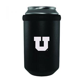 University of Utah-Ultimate Tailgate Can Cooler-Black