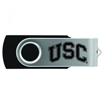 University of Southern California-8GB 2.0 USB Flash Drive-Black