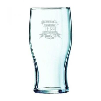 Sacred Heart University-Irish Pub Glass