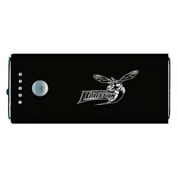 Delaware State University -Portable Cell Phone 5200 mAh Power Bank Charger -Black