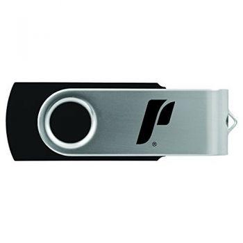 The University of Portland-8GB 2.0 USB Flash Drive-Black